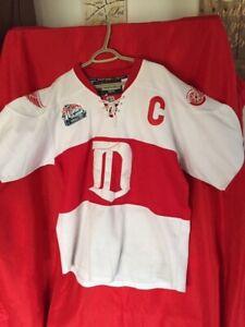 Detroit Red Wings Jersey (Nicklas Lidstrom)