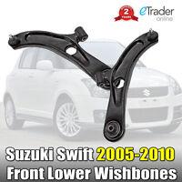 Suzuki Swift 2005-2010 Front Lower Wishbones Arms Suspension Wishbone Pair Arm
