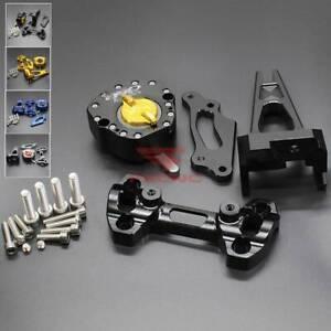 For Yamaha MT-09 FZ-09 2014-2019 Stabilizer Steering Damper Bracket Mount Holder