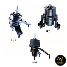 Engine & transmission Mounts For Toyota 02-06 Camry 04-08 Solara Auto Hydraulic