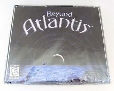 Beyond Atlantis PC Game Windows 98 Dreamcatcher New Sealed