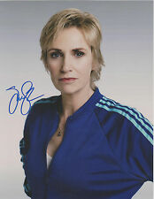 JANE LYNCH Hand Signed 8 x 10 Color Photo Autograph w/ COA Nice Pic & AUTO
