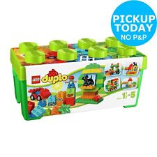 LEGO DUPLO All-in-One-Box-Of-Fun Building Toy (10572)