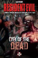Resident Evil City Of The Dead Vol. 3 (De 7) - S. D. Perry Livre Multiplayer