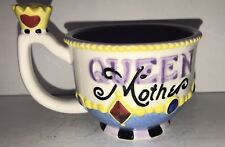 Mary Engelbreit Queen Mother Collectible Teacup Only