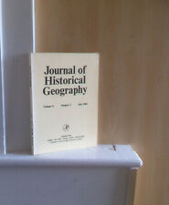 Journal of Historical Geography. Vol 6 no 3 July 1980