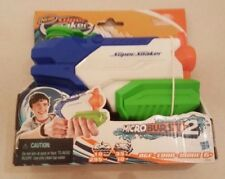 New Nerf Super Soaker Micro Bursts 2 Shoots 33ft Holds 10 OZ Water Gun