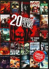 20-Film Horror 5 [Import] DVD