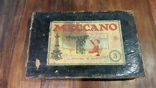 Meccano , boite noire N° 3