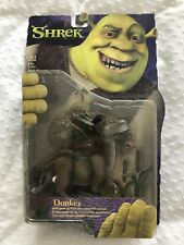Mcfarlane Toys Shrek Donkey Action Figure Boxed