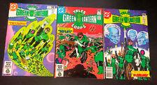 TALES OF GREEN LANTERN CORPS (DC 1981) -- #1 2 3 -- FULL Series  -- 1st NEKRON