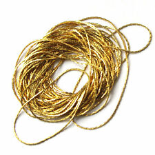 6 meters / per strand Jewelry Findings Making Gold Plated Snake Chain 0.8mm