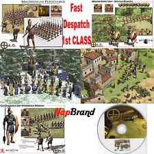 0 A.D. storico RTS (Real TIME STRATEGY) strategia guerra game simulazione su CD