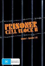 PRISONER - CELL BLOCK H - VOLUME 01 - EPS. 001-032 (8 DVD SET) NEW!!! SEALED!!!