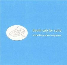 Something About Airplanes by Death Cab for Cutie (CD, Jan-1999, Barsuk)