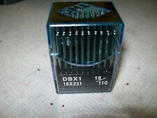 BOX OF 100 SINGER 103K NEEDLES 16X231 SIZE 18/110..