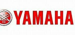 Yamaha VX Deluxe / Std 2015-2020 Waverunner Housse Gris Noir OEM