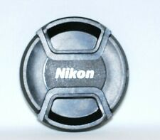 [Near Mint] Genuine Nikon 58mm LC-58  Snap On Front Lens Cap From Japan