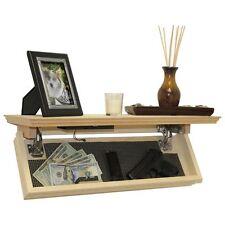 Quick Shelf Safe /RFID Locking System-Hide / Secure Weapons ,Money (Natural)