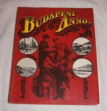 Budapest Anno 1979 Hungary - Hungarian language