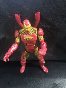Heroes Reborn Iron Man Marvel Legends Action Figure Ares Wave Hasbro Loose