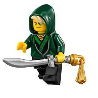 LEGO The Ninjago Movie Lloyd Garmadon Minifigure W/ weapon New