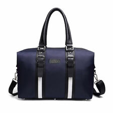Mens Womens Fashion Oxford Travel Duffel Weekend Bag Holdall Carry On Handbag