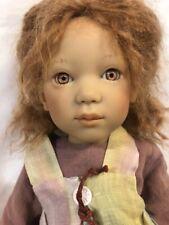 Annette Himstedt 2002~ Dorle~ Coa #494/713