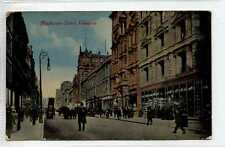 (Gt296-431) Buchanan Street, GLASGOW 1918 Used G-VG