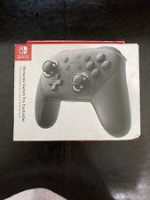 Nintendo Switch Pro Controller - Black (HACAFSSKA) New