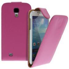 Para Samsung Galaxy S4/i9500 Móvil Funda con Tapa Funda Fucsia Bolsa