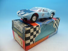 Scalextric C77 FORD GT Boxed, Made in Hong Kong
