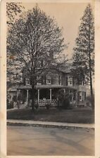 c.1910 RPPC Sender's Home 57 Thompkins Ave. Mamaroneck NY Westchester county