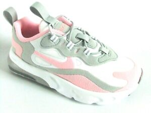 Nike Air Max 270 React Infant Girls Shoes Trainers Uk Size 5.5 - 7.5  CD2654 104