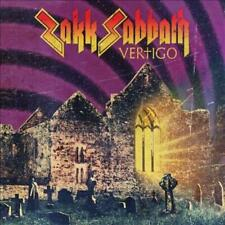 ZAKK SABBATH - VERTIGO NEW CD