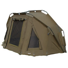 Abode® Carp Fishing 1 Man Pram Hood Bivvy System with Groundsheet & Pegs
