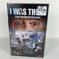 I Was There: Days the World Changed (DVD, 2014, 5-Disc Set) Brand New Sealed!!!!