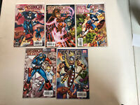 Onslaught Reborn (2007) #1 2 3 4 5 1-5 (VF/NM) Complete Set Rob Liefeld art