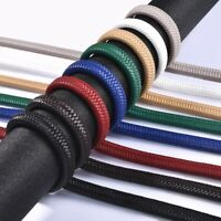 Mixed Color 1M Braided Leather Fit Bracelet DIY Jewelry Making Cord & Wire