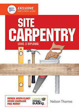 NEW Site Carpentry Level 3 Diploma by Leeds College of Building