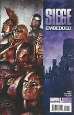 Marvel Siege Embedded comic issue 1