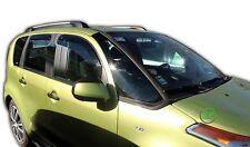DCI12247 CITROEN C3 PICASSO MPV 2009-2016 deflettori del vento 4pc HEKO colorata