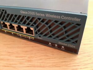 Cisco AIR-CT2504-K9 Wireless Controller 10 or 15(?) AP licenses