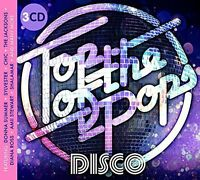 TOP OF THE POPS: DISCO - NEW CD COMPILATION