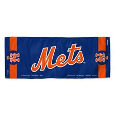 "New York Mets MLB Double-Sided Instant Cooling Towel 12"" x 30"""
