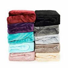 Cashmere-Touch Spannbettlaken Topper Boxspring 140 150 160 180 200 Plüsch fleece