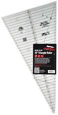 Creative Grids 30 Degree Triangle Quilt Ruler CGRSG1
