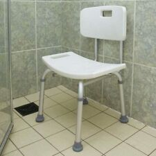 New Shower Chair With Back Medical Shower Chair Adjustable Bath Tub Seat Bench