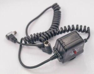 Quantum QF22 QFlash TTL Flash Adapter For Mamiya 645 Pro TL SLR Cameras