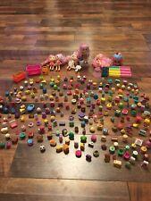 Shopkins Dolls & Toy Lot
